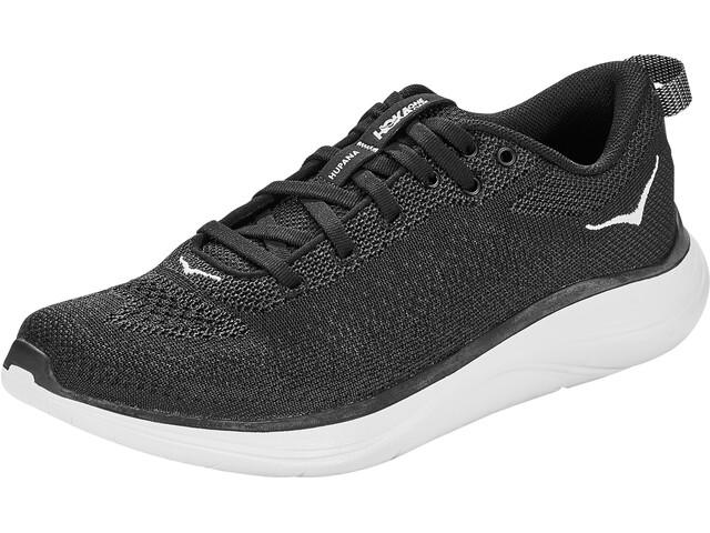 Hoka One One Hupana Flow Running Shoes Women black/dark shadow